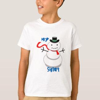 My Snowman Shirt