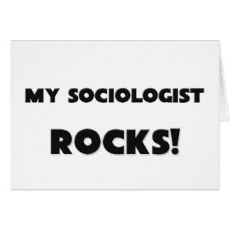 MY Sociologist ROCKS! Cards