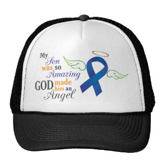 My Son An Angel - Anal Cancer Cap