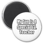 My Son Is A Special Ed. Teacher