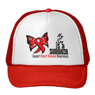 My Son is a Survivor - Heart Disease Cap