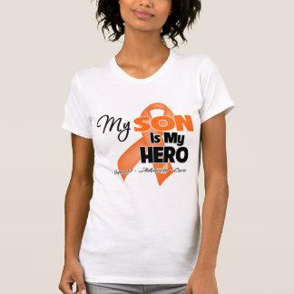 My Son is My Hero - Leukemia T-shirts