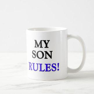 My Son Rules Mug