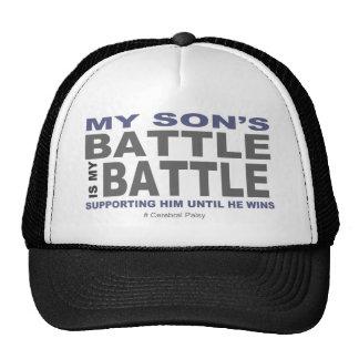 My Son's Battle Cap