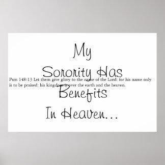 My Sorority Posters