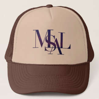 My Soul Among Lions 2 [official] Trucker Hat