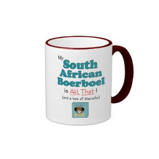 My South African Boerboel is All That! Coffee Mug