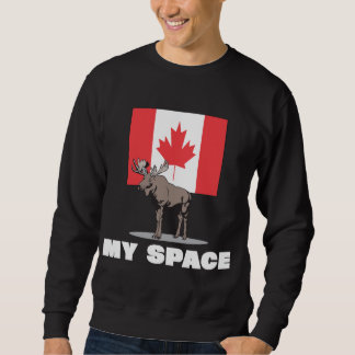 My Space Canada Sweatshirt