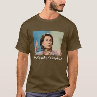 My Speaker's broken. T-Shirt