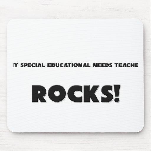 MY Special Educational Needs Teacher ROCKS! Mouse Mats