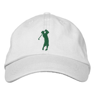 My Sport Golf Classic Adjustable Hat Embroidered Baseball Cap