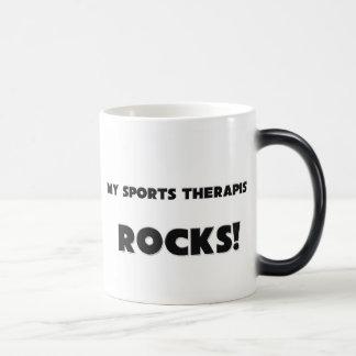 MY Sports Therapist ROCKS! Mug