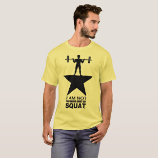 My Squat Male Tee Dark Print