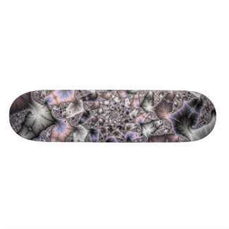 My Star - Fractal Art Skateboard Deck