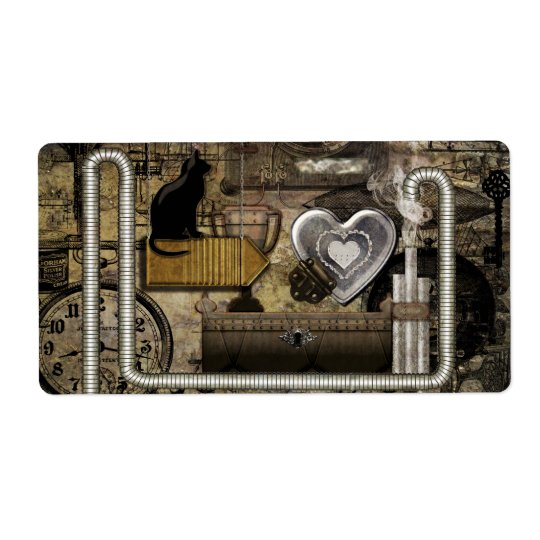 My Steampunk Heart