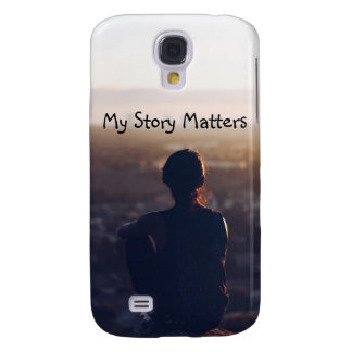 My Story Matters Phone Cover
