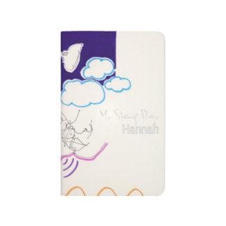 My Strange Diary Personalized Pocket Journal 4