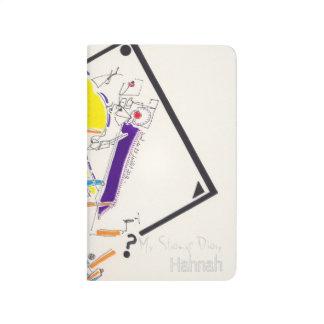 My Strange Diary Personalized Pocket Journal 6