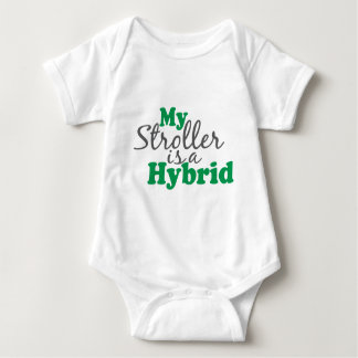 My Stroller is a Hybrid T Shirts
