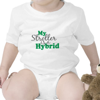 My Stroller is a Hybrid Tees