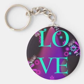 My Styles LOVE Keychain