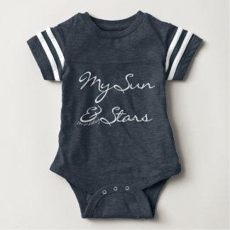 My Sun & Stars Baby Romper Game of Thrones Infant Baby Bodysuit