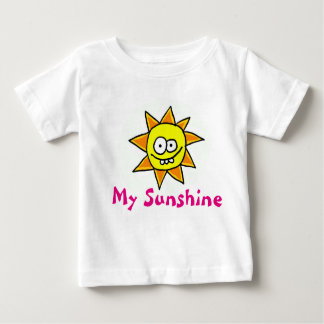 My Sunshine original illustrated design Baby T-Shirt