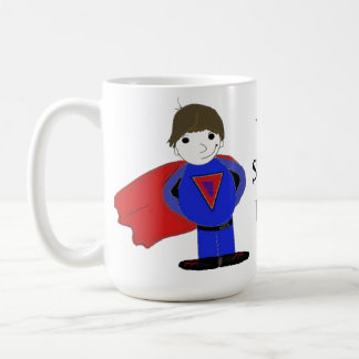 My Super Hero Coffee Mug