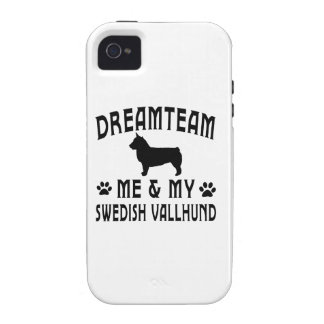 My Swedish Vallhund Dog Case-Mate iPhone 4 Case