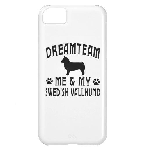 My Swedish Vallhund Dog iPhone 5C Cases