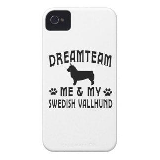 My Swedish Vallhund Dog iPhone 4 Case-Mate Cases