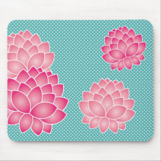 My sweet peony mousepad