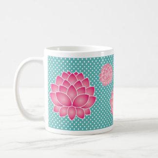 My sweet peony mug