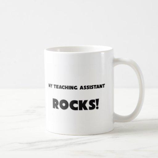 MY Teaching Assistant ROCKS! Mug