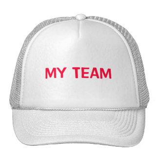 MY TEAM CAP
