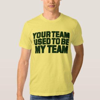 My Team Tshirts