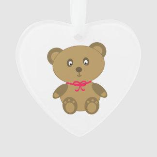 My Teddy Bear Ornament