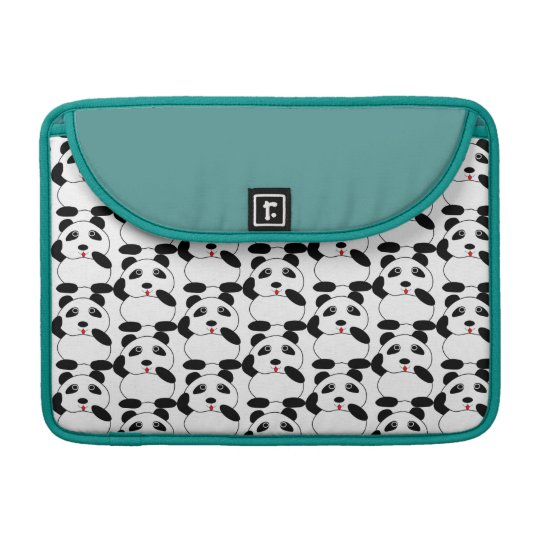 "My Teddy panda Macbook Pro 13"" Sleeves For"