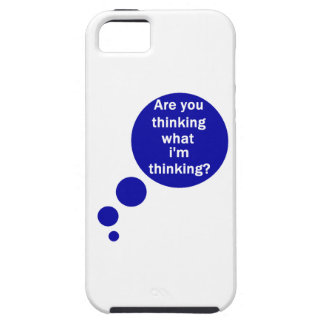 My Thoughts Case For The iPhone 5