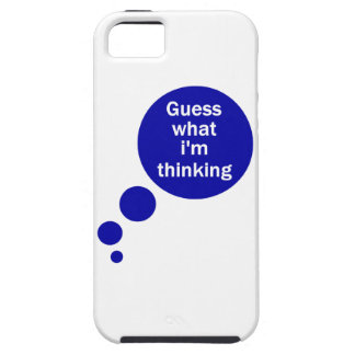 My Thoughts iPhone 5 Case