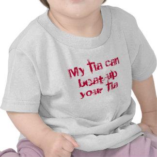 My Tia can beat up your Tia Tees