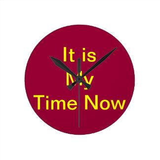 My Time Now Wallclocks