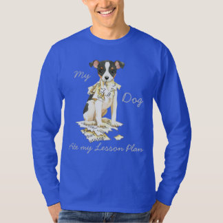 My Toy Fox Terrier Ate my Lesson Plan T-Shirt