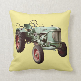 """MY TRACTOR"" CUSHION"