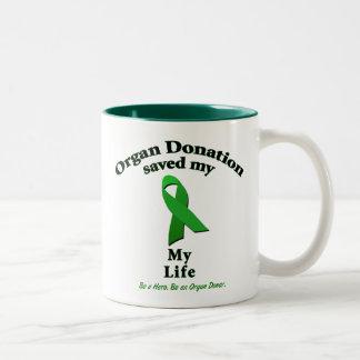 My Transplant Coffee Mugs