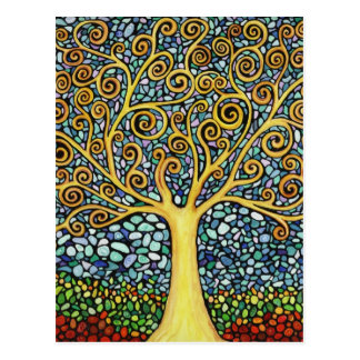 My Tree of Life Postcard