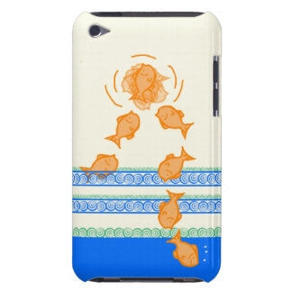 My Trick Goldfish ipod case iPod Touch Case