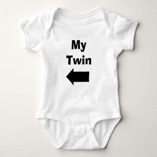 My Twin Baby Bodysuit