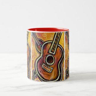 My Ukulele Mug