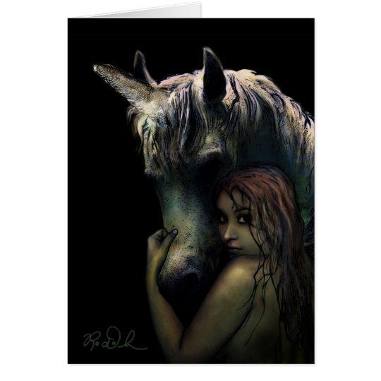 My Unicorn Card
